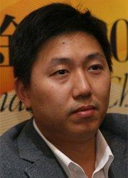 百度公益基金会秘书长张东晨