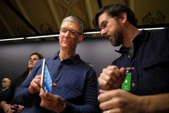 苹果高管动荡告一段落 库克时代已正式开启