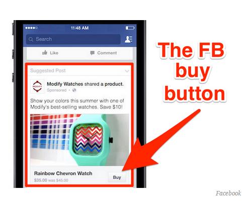 Facebook进军电商失败不气馁 欲再次尝试