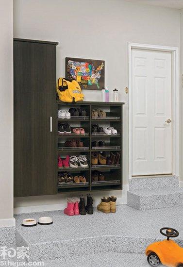 化 10种实用鞋子收纳设计