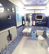 纽约超豪华免费厕所
