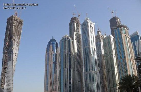 世界第一高的摩天大楼