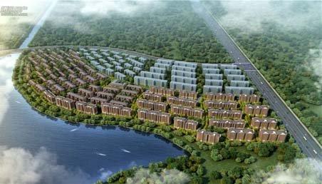 亿利国际生态岛