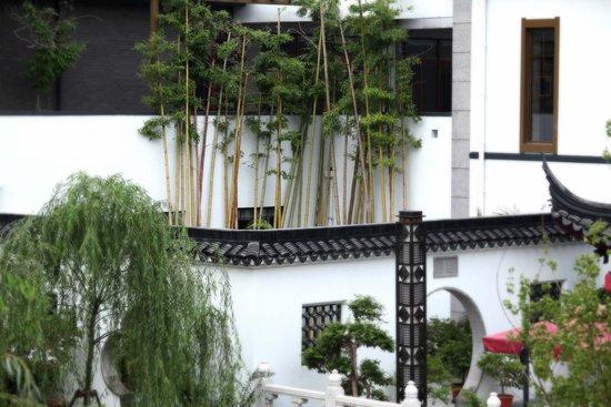 中国宝安城唤醒江南的天津院子安卓ui界面设计书籍图片
