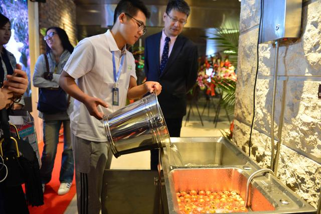 天津首家食材开业美食城追溯明厨亮灶特色产食物观音桥美食图片