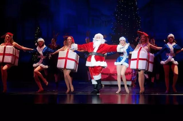 冰舞圣诞闪耀嘉里汇 年终大促助阵冬季狂欢