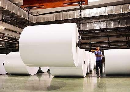 需求结构调整 造纸工业亟待转型升级