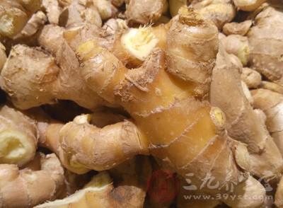 生姜红糖水只适用于风寒感冒或淋雨后有胃寒、发热的患者