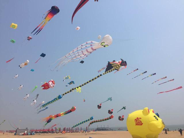 2017滨海新区国际风筝节5月20日盛装启幕!
