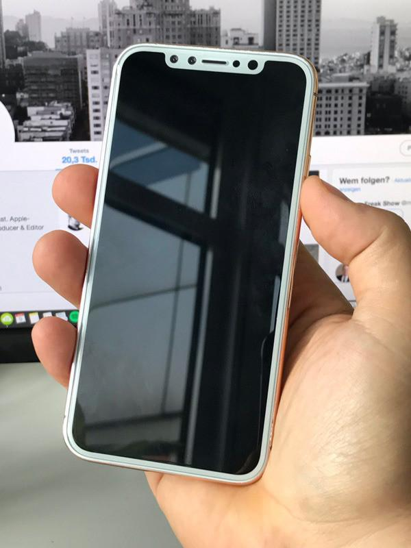 这就是传说中的铜金色iPhone 8?也太难看了吧