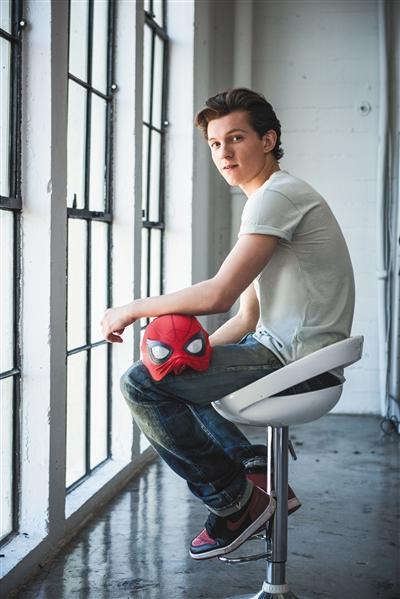 汤姆·霍兰德当上蜘蛛侠 竟然靠的是一个后空翻?
