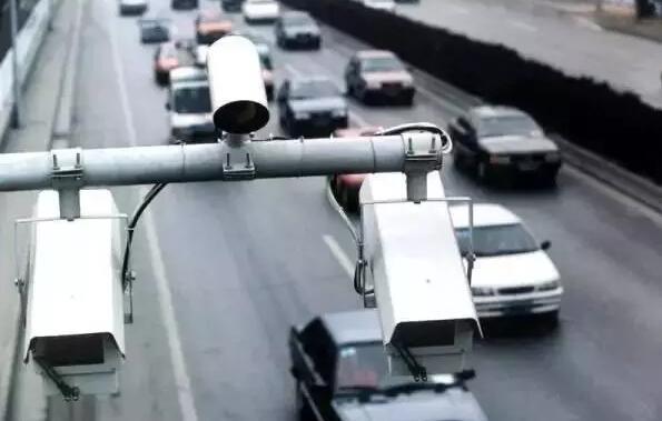 快速路上多了这么多电子眼!小心驾驶别中招!