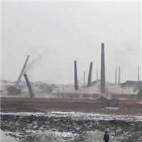 全市109根烟囱集中整治 目前已拆除烟囱57根