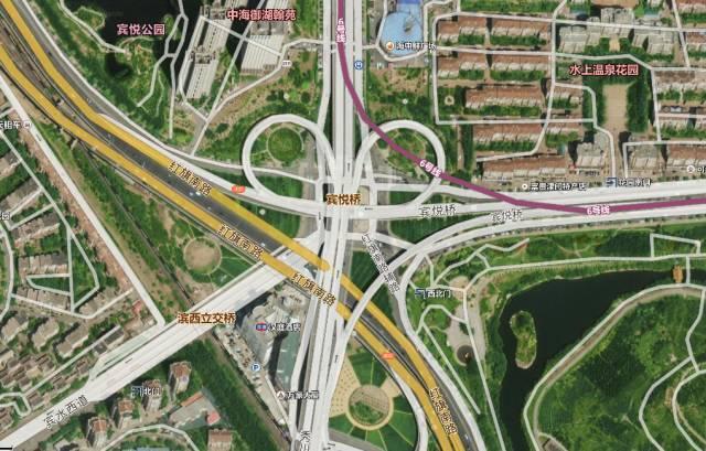 """有个方向要在桥上""""三连盘"""" 您看好了"""