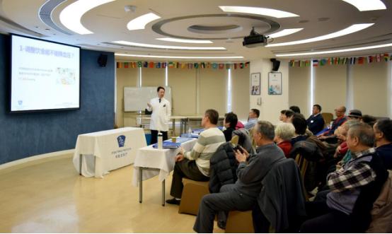 梅江半岛豪庭社区与天津和睦家医院共建健康美好社区