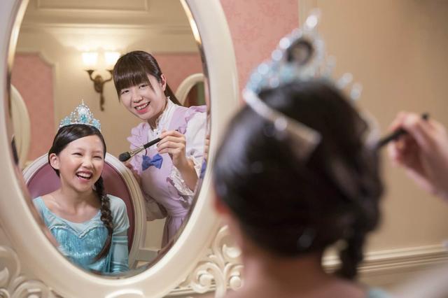去哪儿网:香港迪士尼度假区首推奇妙家之旅