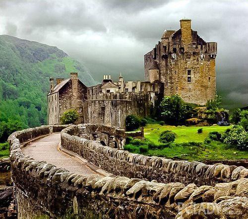爱尔兰朵娜城堡
