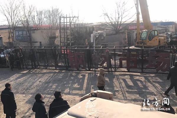 """13年违建两周被""""清零"""" 市民安心迎春节"""