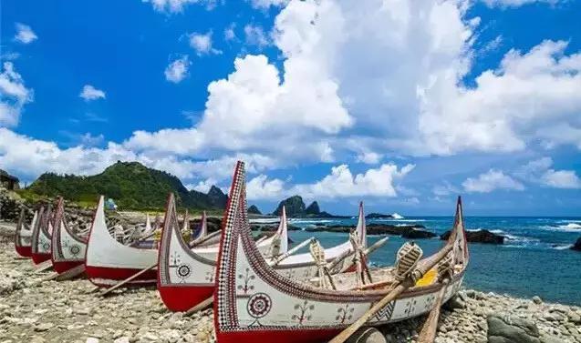 兰屿:比垦丁更纯净比花莲更原始的旅行地