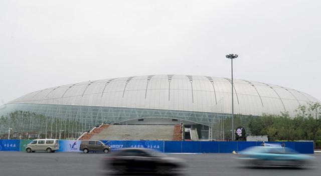 天津体育馆的最新图片.