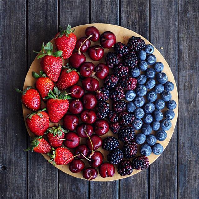 缤纷多彩的夏天,怎能少了香甜的果酱?