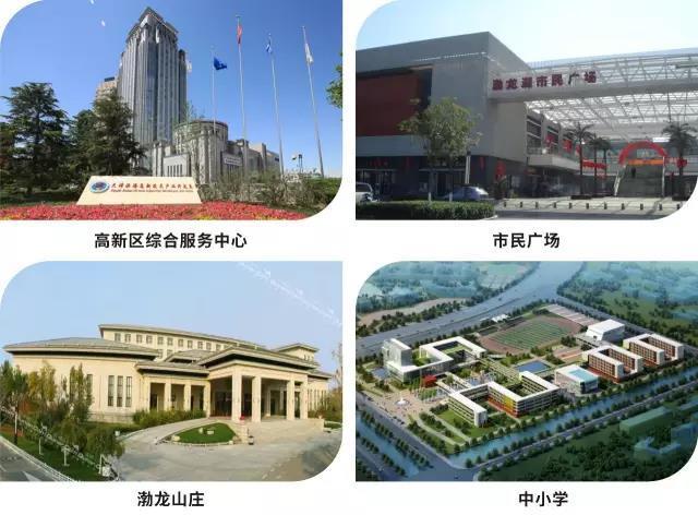 九州通天津健康产业园简介
