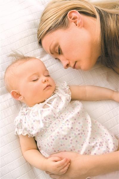 五招解决 学龄前宝宝睡眠问题