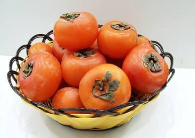 秋冬吃柿子不会流鼻涕