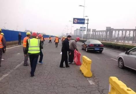大港学府路半幅断交施工两个月 附通行方案