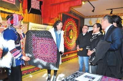 56个民族非遗文化保护传承中心落户津南