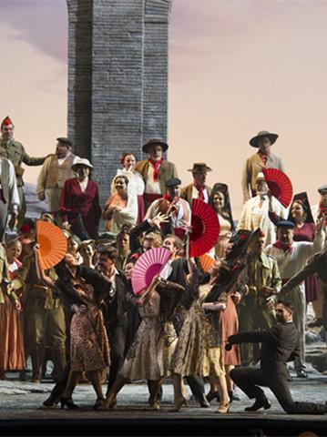 意大利罗马歌剧院歌剧《卡门》