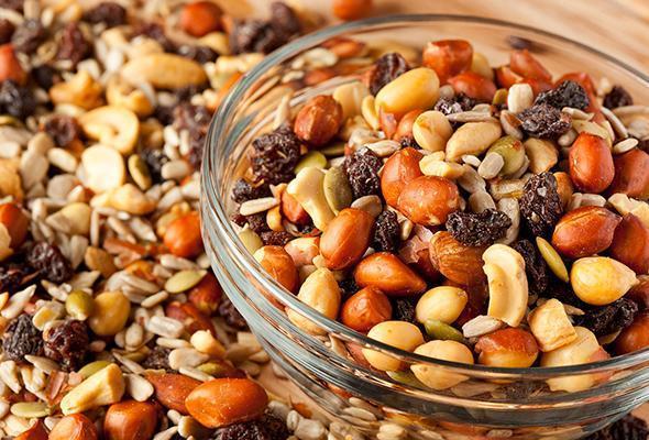 选对健康小零食 精力充沛一整天