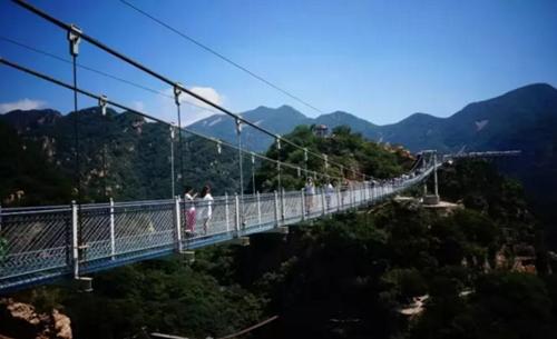 盘点天津周边5大玻璃栈道 大燕网天津站 腾讯网