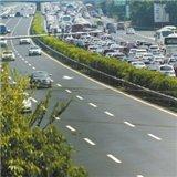 津城市民清明出行 高速易拥堵市内较畅通