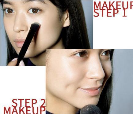 怎样化淡妆好看又简单