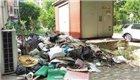河东区变电室旁堆垃圾