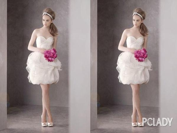 矮个子女生穿什么婚纱好看 最全矮个子女生婚纱挑选指