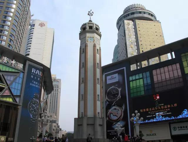 著名的十大商业步行街 你到过吗图片