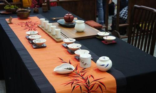 茶具摆放风水及茶具的种类