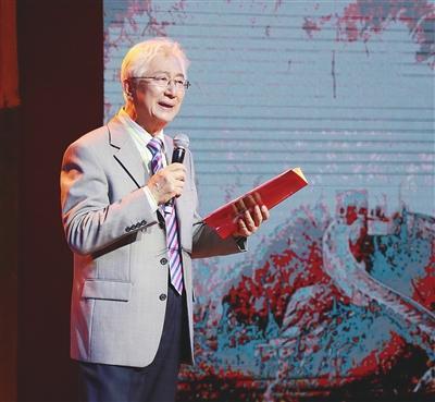 中国朗诵艺术家元宵诗会在杨柳青举办