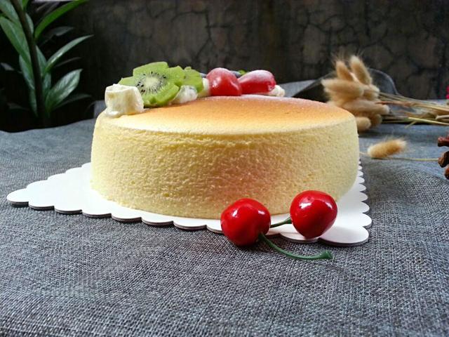 大厨秀:无油低卡酸奶蛋糕