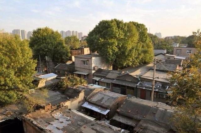 天津这里棚户区改造