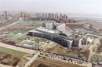 滨海新区新建、改扩建多所医院,还有互联网+医疗