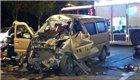 天津突发车祸两人受伤