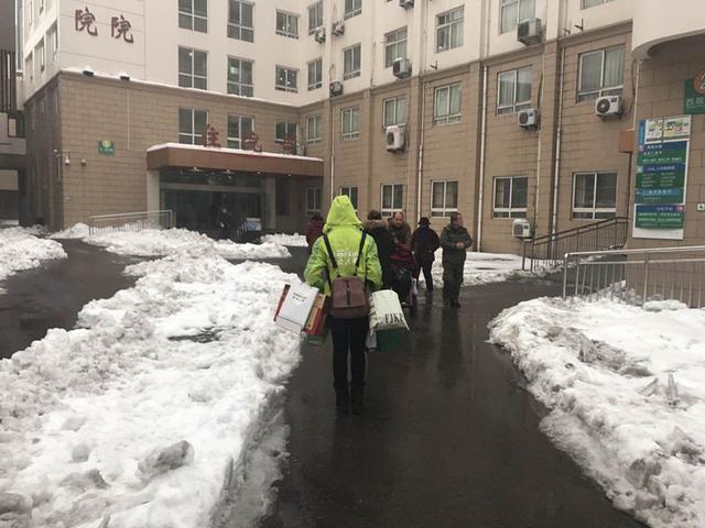 安徽暴雪客户意外摔伤 合众人寿预付赔款解燃急