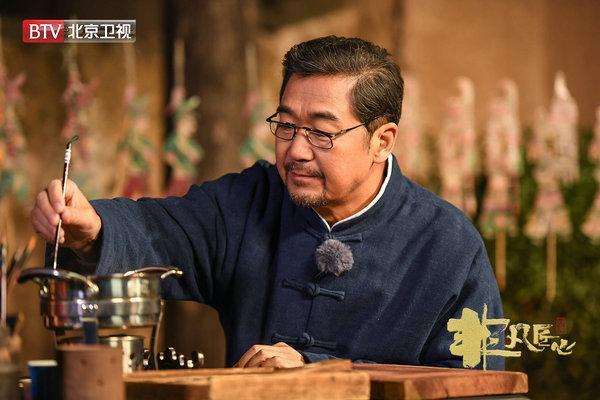"""《非凡匠心2》关注""""非遗"""" 张国立助力皮影重生"""
