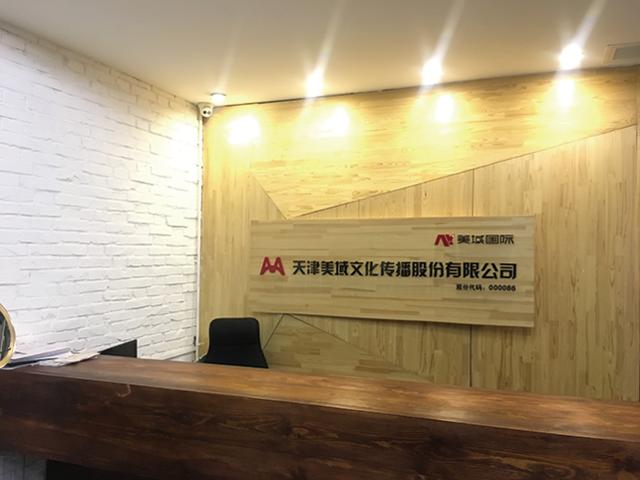 天津市美域文化发展有限公司