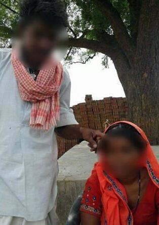 印度女子结婚没嫁妆遭夫家轮奸 身上被刺脏话