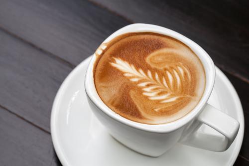 去咖啡店怎么点?