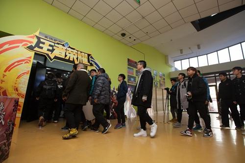 天津工业大学第四届王者荣耀高校联赛公开海选赛落幕
